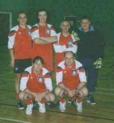 Blast From The Past - Scottish Sea Farmers Charity Fives 1999