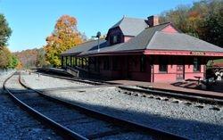 Frostburg, MD, Train Station 1