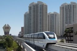 """The City Monorail - a real """"Mickey Mouse"""" operation?"""