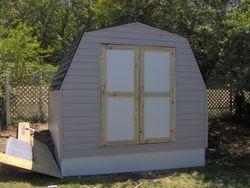 vinyl shed1