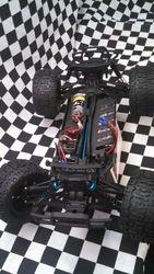 ECX 4WD Brushed Ruckus