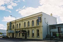 Cokers Hotel Christchurch