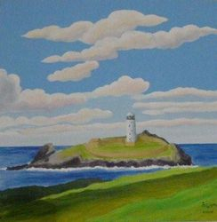 Godrevy Island SOLD