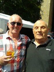 Tony St Clair & John Davidson