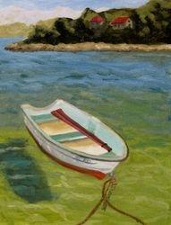 Artist Elaine Davis