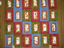 A Baby Quilt
