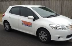 Driving School Greensborough - Toyota Corolla Hatch - Automatic Transmission