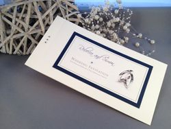 Wedding Rings Cheque Book