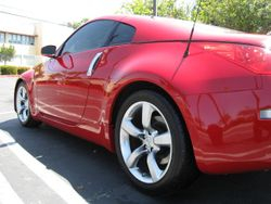 Tony D.--------Nissan 350 Z