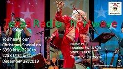 Texas Radio Shortwave