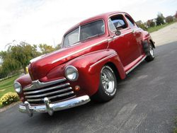 Red Dzielak's 1947 Ford Super Deluxe