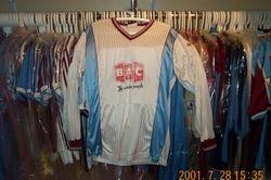 Tony Gale match worn 1989 pre-season tour of Norway
