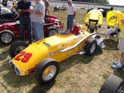 Kurtis Roadster midget