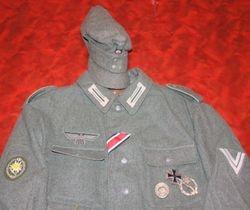 Gebirgsjäger Sniper Team member 1: