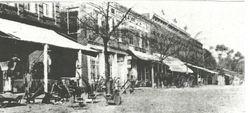 Early W. Main Street