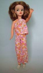 Sunshine Girl Sindy - pink variation
