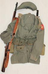 III Amphibious Battalion, WWII:
