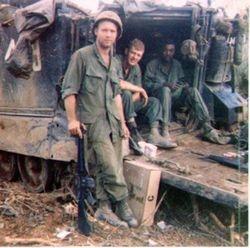 11 Armored Cav. Mech-Infantryman:
