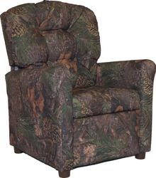 #400 Child Recliner  - Mixed Pine
