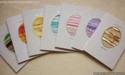 Easter Ribbon Cards