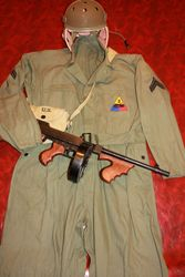 2nd Amd. Division Tanker Coveralls: