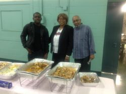 Covenant Team hosting reception for Jordan House Ministries