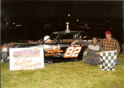 First Night Feature Win at Farmer City