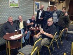 Jackie Robinson, Johnny Saint, Marty Jones & Billy Robinson