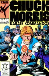 Chuck Norris  in Comic Capers
