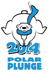 2014 Polar Plunge fundraiser for Special Olympics