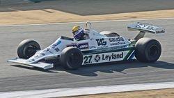 1967-1984 Formula One Cars