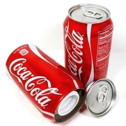 Stash Coke Can