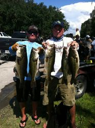 2nd Place 19.15lbs