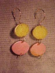 Peridot and Pink