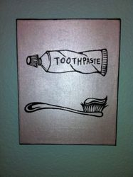Toothpaste (Detailed View)