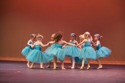 Preschool Ballet & Tumble