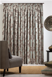 Box Pleat Curtain