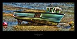 Boat, Barmouth, Wales