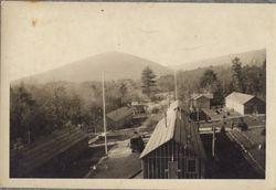 Camp Hospital at S-61 Diamond Valley