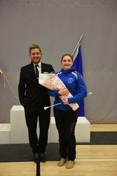 Sportsmanship Award - Lauren C