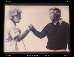 The Golden Bear and Angelo