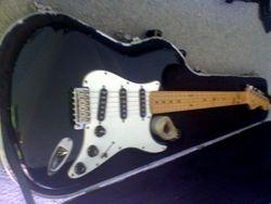 Fender Squire Strat, 1990 MIJ