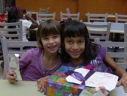 Elena and Naomi