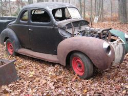 20.40 Ford standard coupe project car,