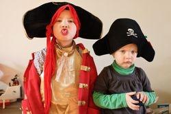 Twee piraten