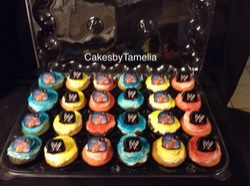 John Cena Cupcakes