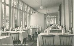 Turisthotelet Kullen (Semesterhemmet) 1954