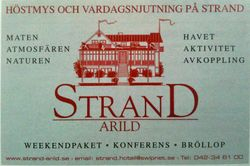 Strand Hotell (Nya hotellet) 2011