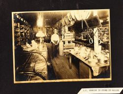 J. C. Jenkins Store and Owner in Waller