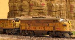 F7 Union Pacific